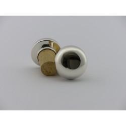 Silberkorken 3,5cm rund _1