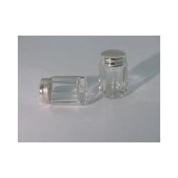 925 Silber Salz & Pfefferstreuer klein _2