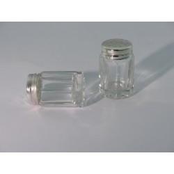 925 Silber Salz & Pfefferstreuer klein