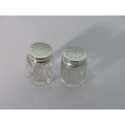 925 Silber Salz & Pfefferstreuer klein _1