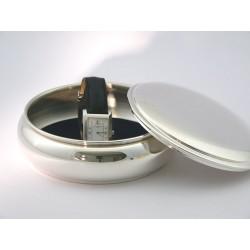 Klassische Silberdose 14cm _1