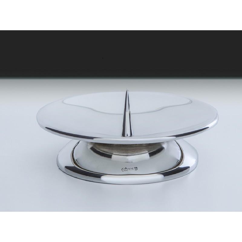 Silber Taufleuchter 9cm