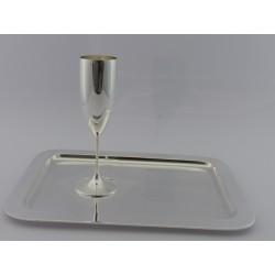 Silbertablett rechteckig 35x25,5cm _3