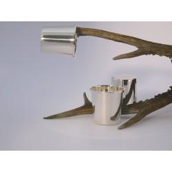 Silber Schnapsbecher 4cm