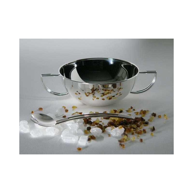 Cleto Munari - Silberschale