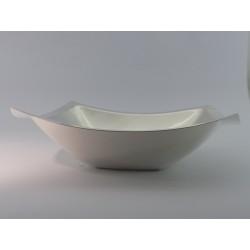 Silberschale quadratisch modern _1