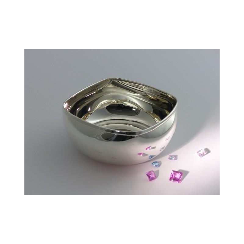 Silberschale 10x10cm