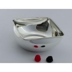 Silberschale 16x16cm _1