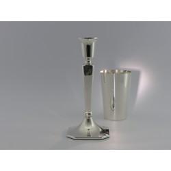 Silberleuchter Colonne 19cm _1