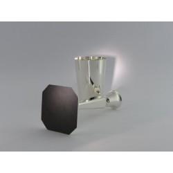 Silberleuchter Colonne 19cm _2