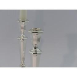 1-lichtiger Silberleuchter _3