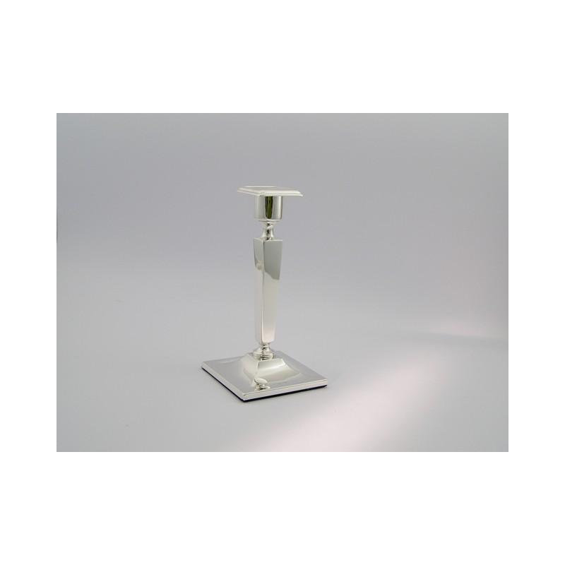 Silberleuchter Colonne 17cm