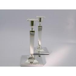 Silberleuchter Colonne 17cm _3