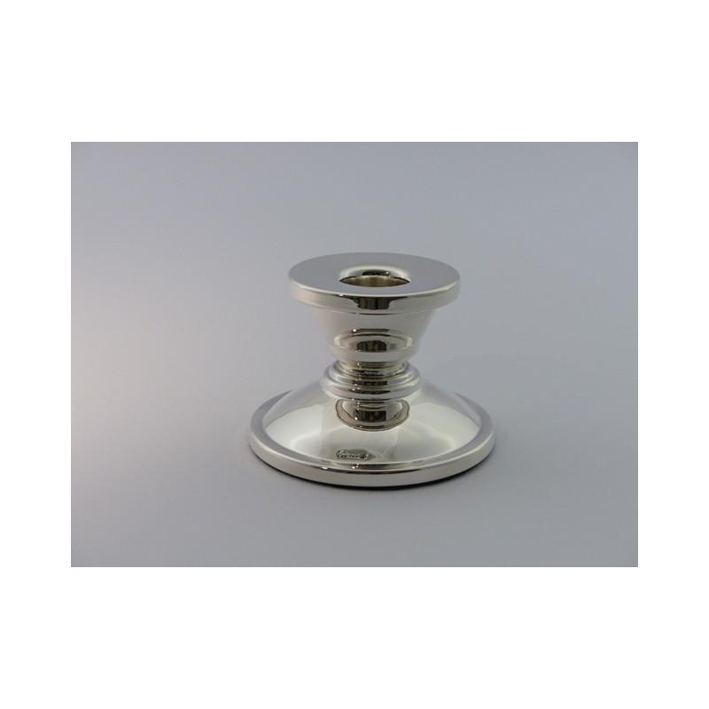 Silberleuchter Bauhaus 5cm